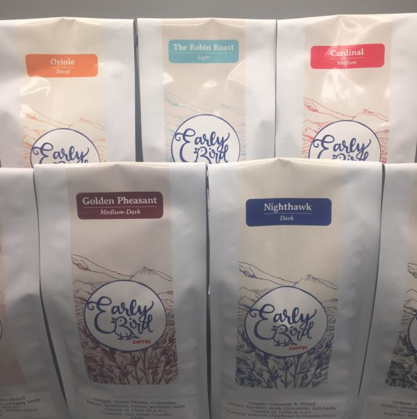 Early Bird Coffee - 340g bag 2