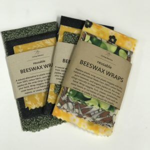 Living Stitches Beeswax Food Wraps