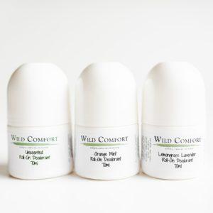 Wild Comfort Roll-On Deodorant