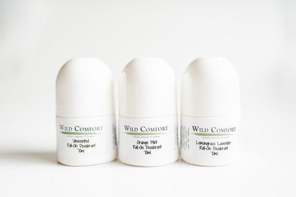 Wild Comfort Roll-On Deodorant 3