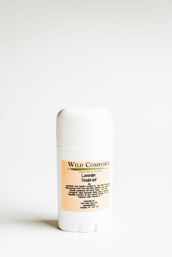 Wild Comfort Deodorant Stick 3