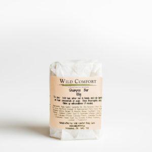 Wild Comfort Shampoo Bar
