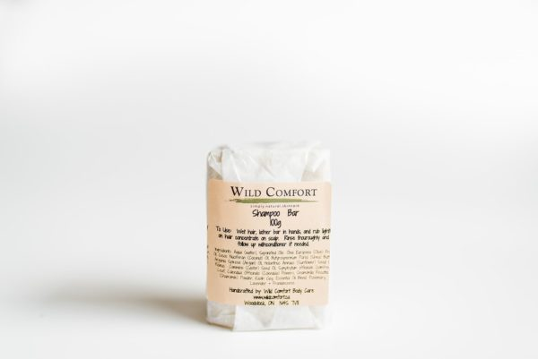 Wild Comfort Shampoo Bar 3