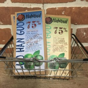 Habitual Bean to Bar Chocolate – Sugar Free