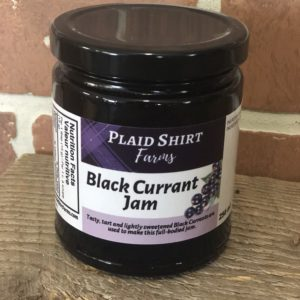 Plaid Shirt Farms Black Currant Jam