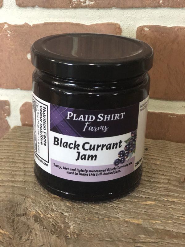 Plaid Shirt Farms Black Currant Jam 3