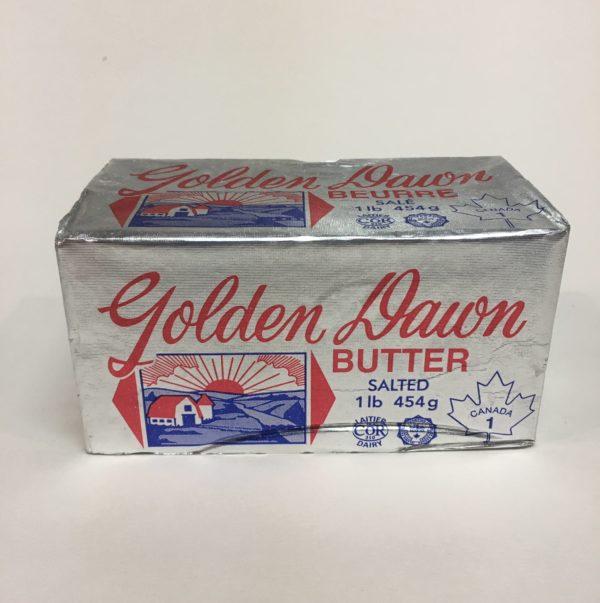 Golden Dawn Butter Salted