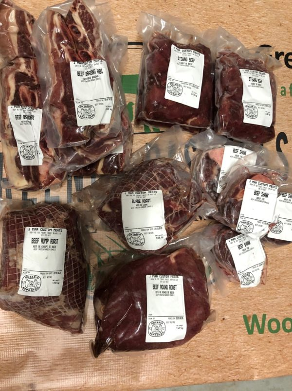 Greener Pastures Winter Warm-Up Beef Box - 100% Grass Fed 2
