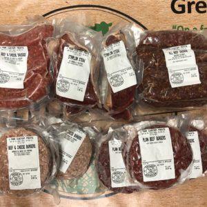 Greener Pastures Beef BBQ Bundle – 100% Grass Fed
