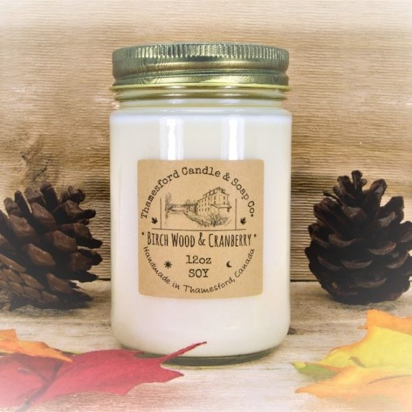 Thamesford Pure Soy Scented Candles 3