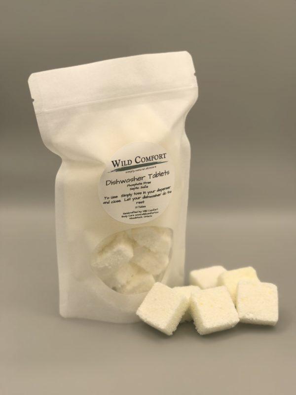 Wild Comfort Dishwasher Tablets 2