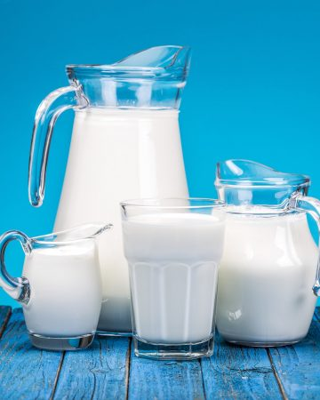 Milk concept